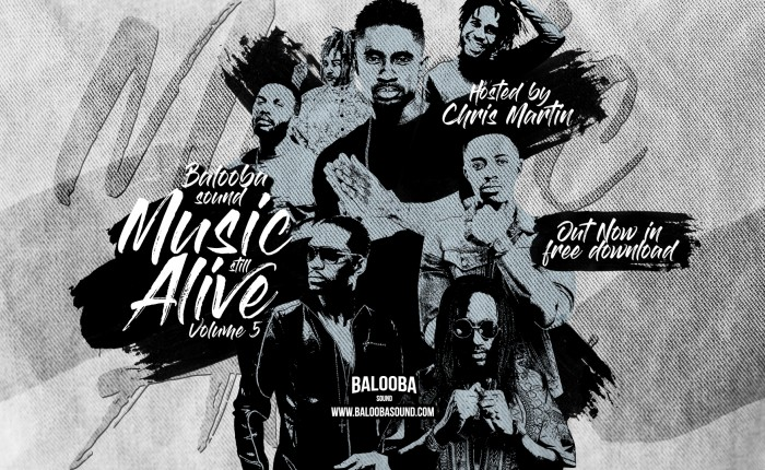 balooba - music still alive 5 ifb timeline out now